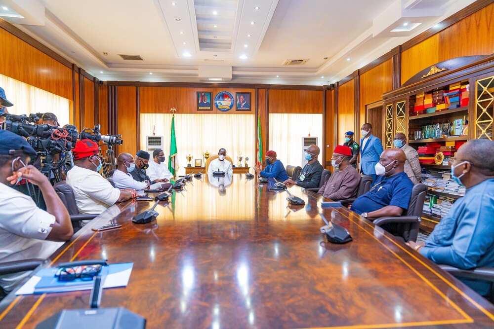 We'll partner youths to improve governance, says Gov Okowa