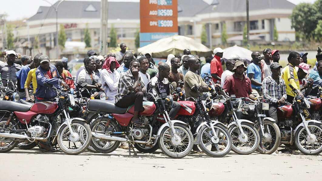 Image result for oyo state got okada riders