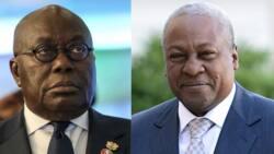 An tafka magudi, a sake sabon lale; Tsohon shugaban kasar Ghana ya yi watsi da sakamakon zabe