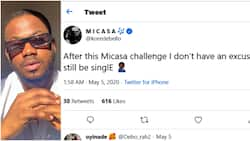 After this Micasa challenge I don't have an excuse to still be single - Korede Bello says