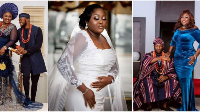 Nollywood actor Stan Nze finally reveals why he married his wife, massive reactions trail video