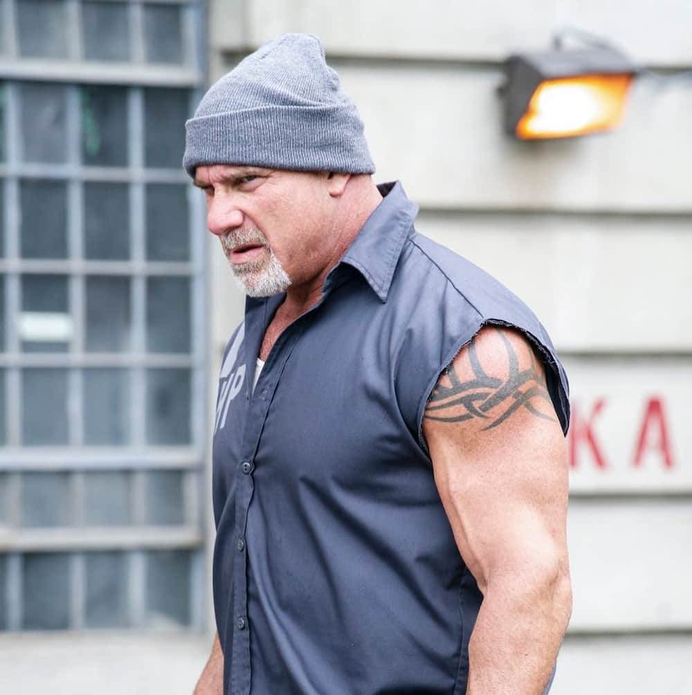 Goldberg real name