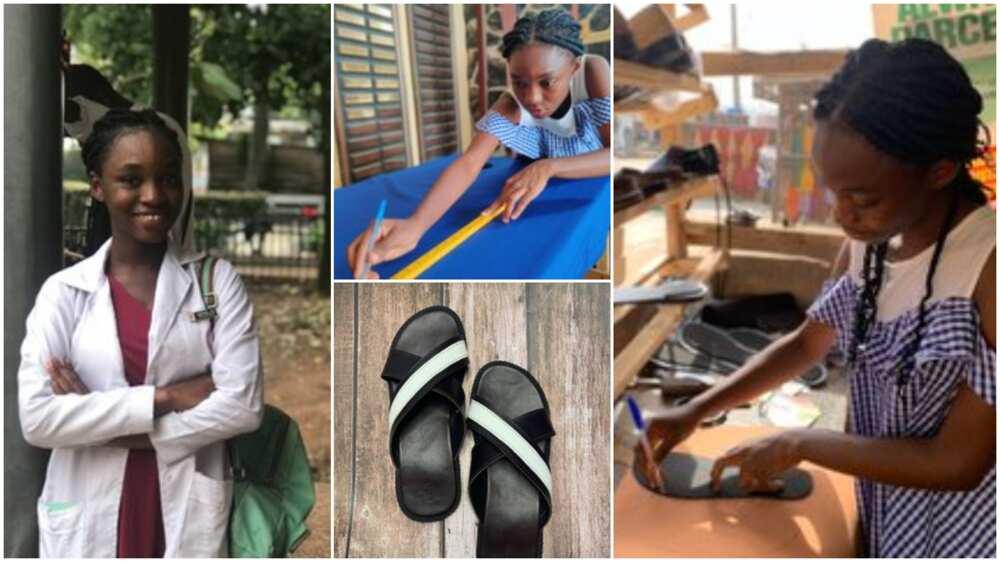 I'll rather quit Medicine than abandon shoe-making - Student
