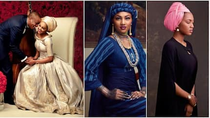 Check out 4 times Zahra Buhari proved she is a fashion goddess (photos)