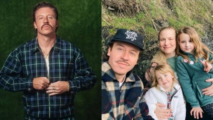 Rapper Macklemore, wife Tricia Davis welcome their third child