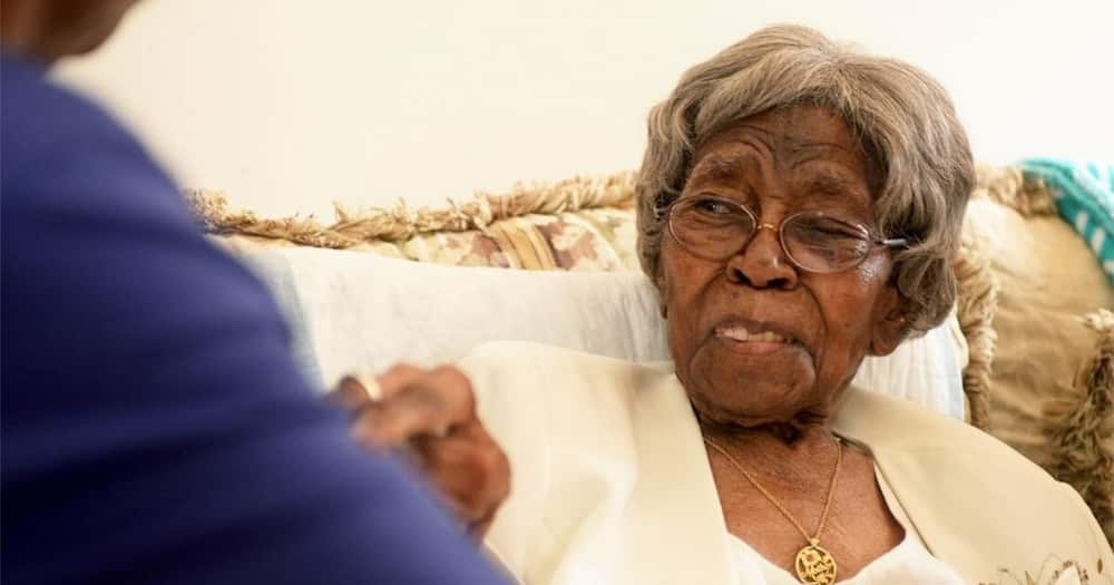 Hester Ford: America's Oldest Person Dies at the Age of 116