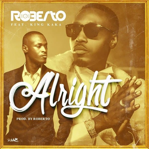 Roberto - Alright: Africa's music sample at its best