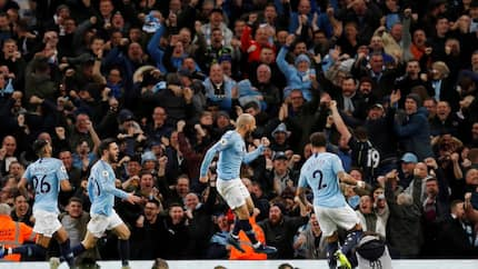 Tension at the Etihad as Man City could be disqualified from the Champions League