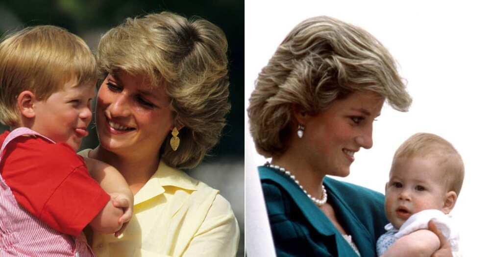 Princess Diana, Prince Harry, Proud, Sarah Ferguson