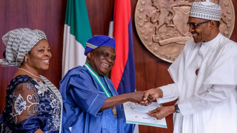 Full ist of Nigerian national honours: What they represent and who can be given