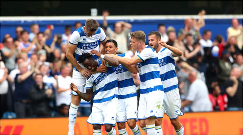 Lyndon Dykes Nets Twice As Qpr Come From Behind to Defeat Premier League Giants Manchester United