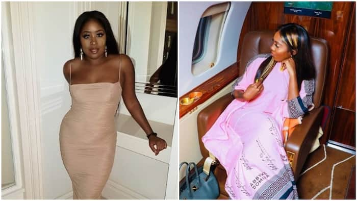 Between Tiwa Savage and a lady who said she is 'overrated'