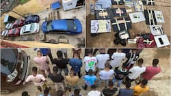 EFCC arrests 30 suspected 'Yahoo Yahoo boys' in Ilorin, recovers valuable items