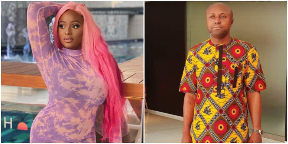 DJ Cuppy finally Accepts Public Apology, Drops Charges against Davido's PA Isreal DMW