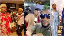 Funke Akindele and Eniola Badmus, 6 other celebs who give friendship goals on social media