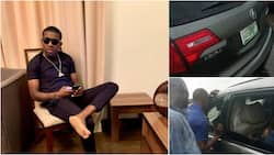My favourite celebrity - Man says after revealing how Small Doctor helped accident victims along Lagos-Ibadan expressway