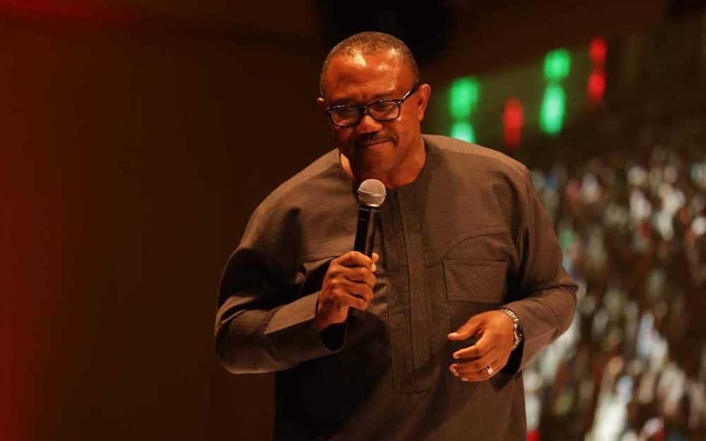 Nigeria not growing because govt is paying bandits while owing lecturers, says Peter Obi