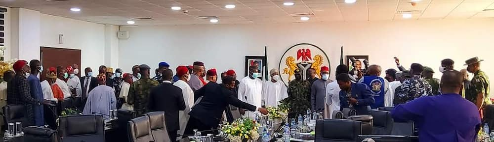 FG, South East Leaders Reiterate Commitment to Unity, Stability of Nigeria