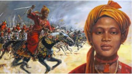 Story of female warrior Queen Amina of Zaria who became a powerful ruler in a male dominated society