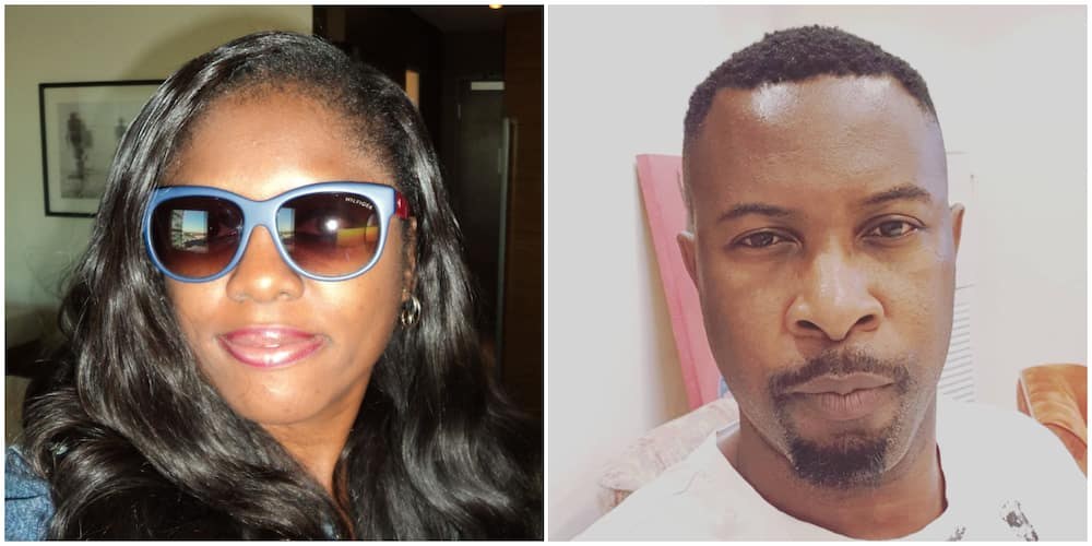 Writer Kemi Yesufu 'knocks' Ruggedman over post about earnings of Nollywood actresses