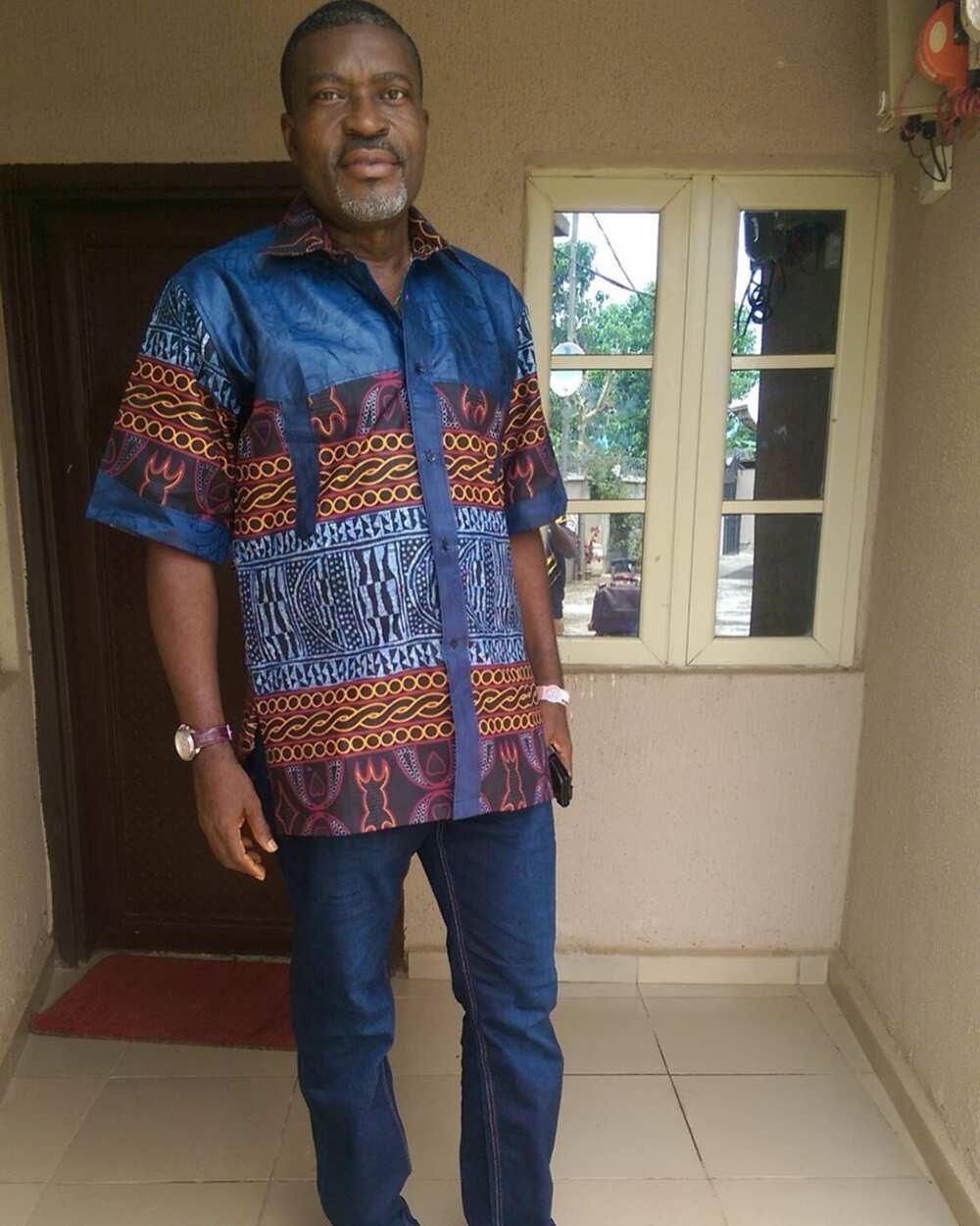 Actor Kanayo O Kanayo celebrates as he becomes confirmed solicitor