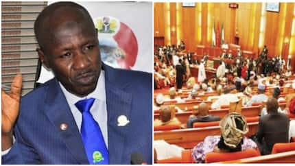 Magu strikes defiant pose; says he's glad Senate refused to confirm him as EFCC boss