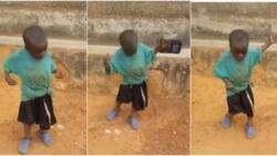 Little kid displays amazing dancing skills in heartwarming video, his legwork is top-notch