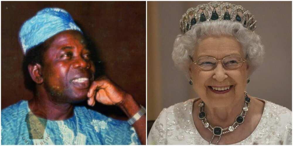 Meet prominent Nigerian musician IK Dairo who was awarded MBE by Queen Elizabeth II
