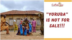 """Nigerians react as UK white-owned clothing company trademarks the word """"Yoruba"""", bans use by others"""