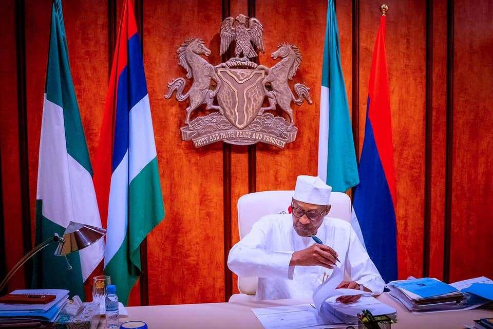 Buhari signs PIB