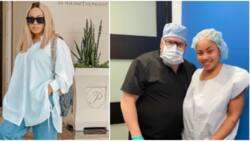 BBNaija's Nina proudly shares video, photo as she goes for plastic surgery in Miami