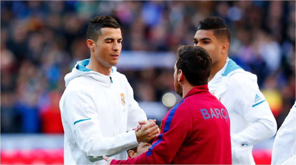 Cristiano Ronaldo and Lionel Messi, Nedved brands superstars 'best in the world'