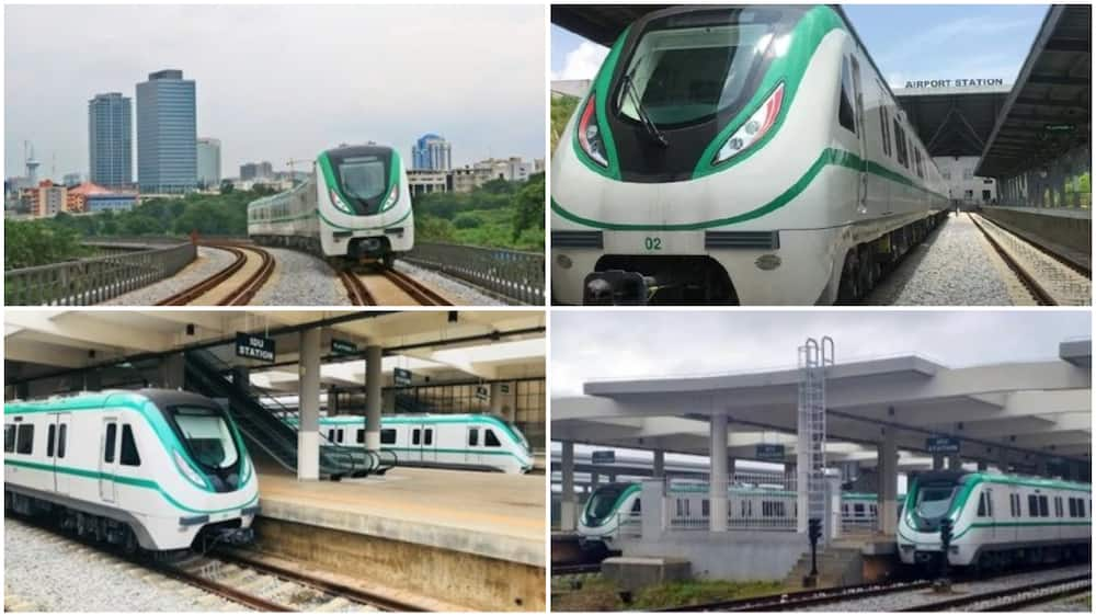 Infrastructural projects in Nigeria funded by Chinese loans (list)