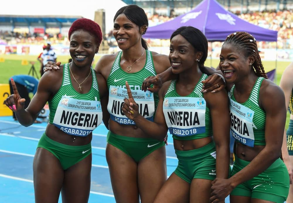 Heartbreak as Team Nigeria out of World Relays after US embassy denies athletes visas