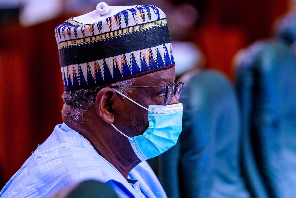Buhari reportedly probes Late Kyari's office, cancels appointments