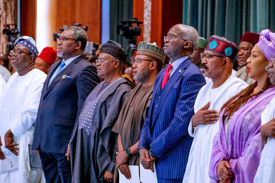 Ministoci za su amsa tambayoyi a Majalisa a kan aikin Abuja-Kaduna da aikin dogo