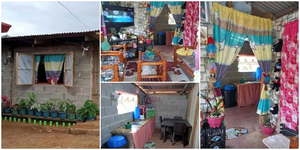 Nigerians Thrilled as Pictures of Partially-Completed Family House with Stylish Interior Emerge