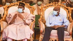 Bayan shekaru 10, Gwamna ya fadi wanda ya yi sanadiyyar zamansa Ministan Jonathan
