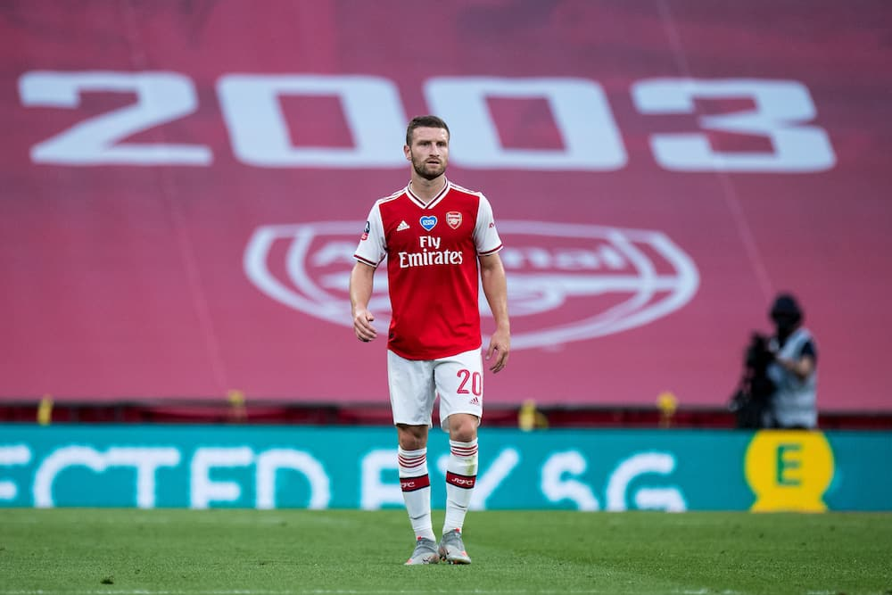 Shkodran Mustafi reportedly tells Arsenal chiefs his intention to leave next summer