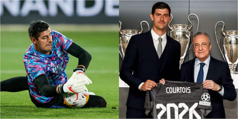 Jubilation as Real Madrid reward star player with huge 5-year contract extension