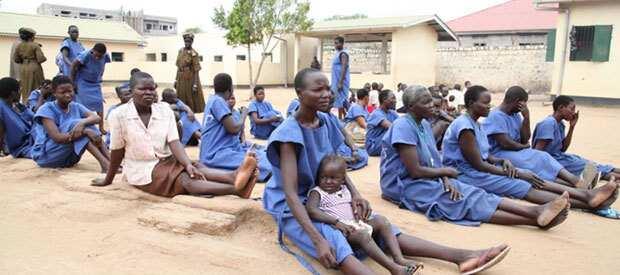 All-female prison