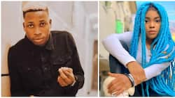 Whos is advising him? Nigerians react to Lil Frosh claiming he did not abuse girlfriend