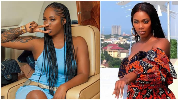 Tiwa Savage: Celebs storm social media to support mum of one amid intimate tape drama, post her photos