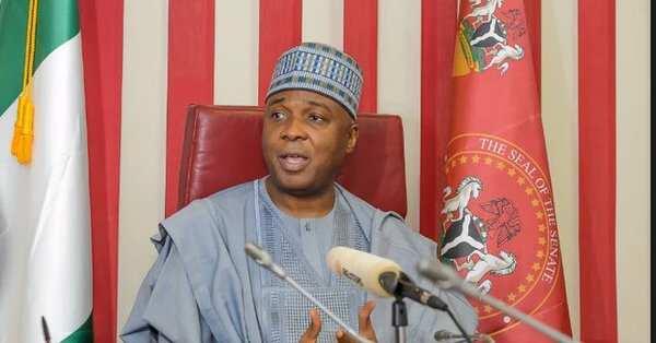 Saraki to UK, EU: Slam visa ban on Nigerian election riggers
