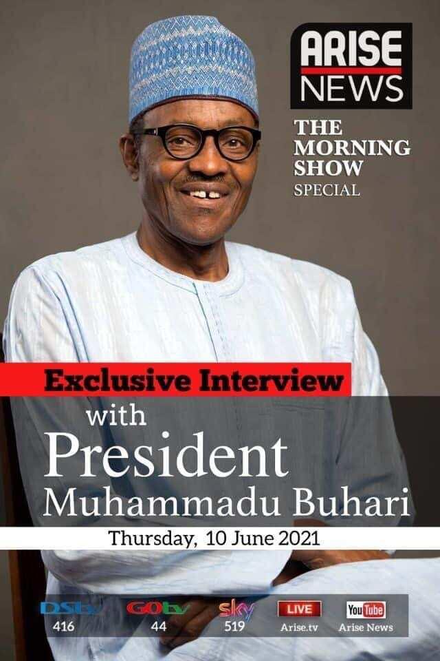 Intabiyu da Buhari: Muhimman abubuwa 5 da ya shugaban kasa ya fada