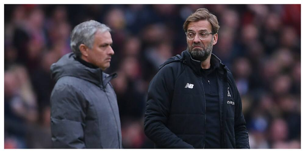 Jurgen Klopp says Mourinho has turned Tottenham into a results-machine