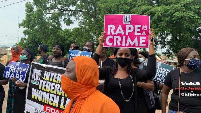 Tackling sexual and gender-based violence in Ebonyi amidst COVID-19 by Olivia Samuel