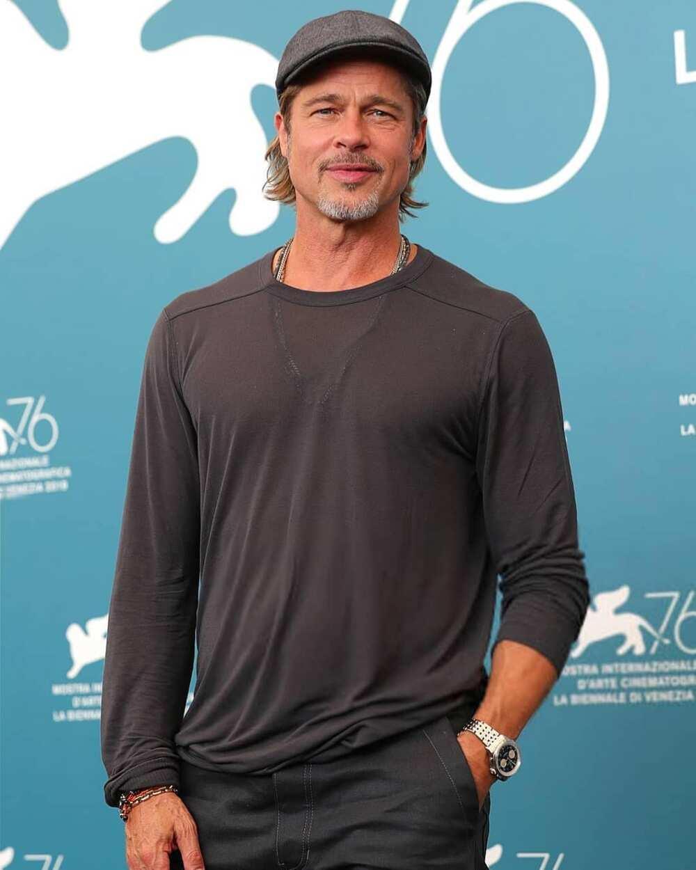 Actor Brad Pitt breaks up with girlfriend Nicole Poturalski