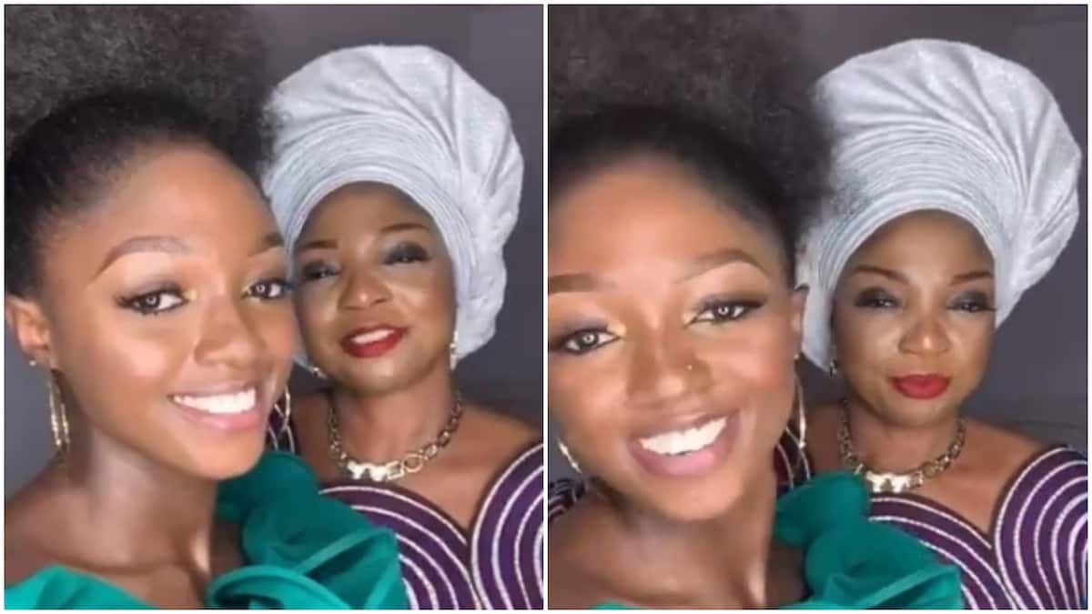 Hilarious video of a Nigerian lady and her 'very African' mother