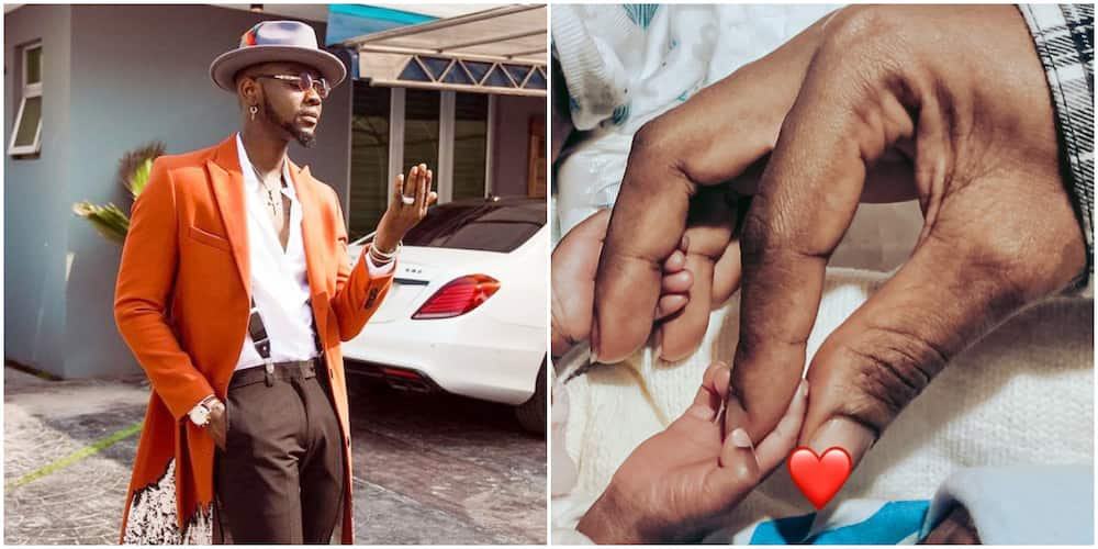 Double Celebration: Singer Kizz Daniels Becomes a Dad on His Birthday, Welcomes Twin Boys Jelani and Jalil